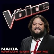 Whataya Want From Me (The Voice Performance) Song
