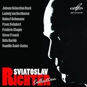 Sviatoslav Richter Collection Songs