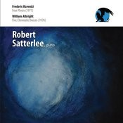 Robert Satterlee Plays Rzewski & Albright Songs