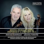 Brahms: Double Concerto - Symphony No. 4 Songs
