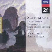 Schumann: Kreisleriana; Symphonic Studies;Fantaisie (2 CDs) Songs