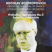 Prokofiev : Symphony No.2 & Symphony-Concerto for cello & orchestra (Maestro) Songs