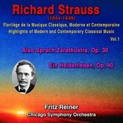 Also Sprach Zarathustra, Op. 30: Of Science Song