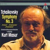 Tchaikovsky : Symphony No.3, 'Polish' Songs