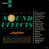 Authentic Sound Effects (Vol. 13) Songs