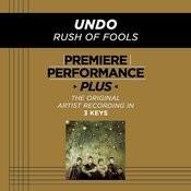 Undo (Premiere Performance Plus Track) Songs