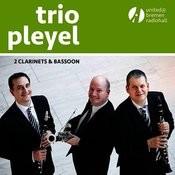 Sobeck, Hennessy & Carulli: 2 Clarinets & Bassoon Songs