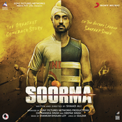 Soorma (Original Motion Picture Soundtrack) Songs
