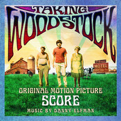Taking Woodstock [Original Motion Picture Score] Songs