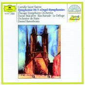 Saint Saens Symphony No 3 Organ Songs