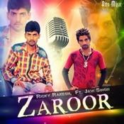 Zaroor Songs