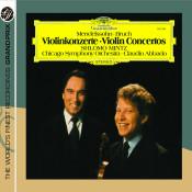 Mendelssohn / Bruch: Violin Concertos Songs