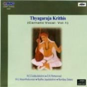 Thyagaraja Krithis Varios Artistes Vol 1 Songs