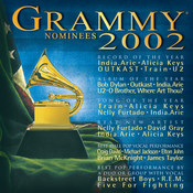 2002 Grammy Nominees Songs