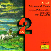 Liszt Orchestral Works Songs