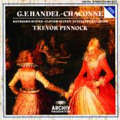 Handel: Chaconne In G Major For Harpsichord, HWV 435; Keyboard Suites Songs