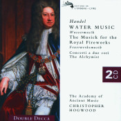 Handel Water Music Music For The Royal Fireworks Etc Songs