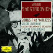 Shostakovich: Orchestral Songs Songs