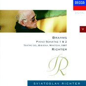 Brahms: Piano Sonatas Nos.1 & 2 Songs