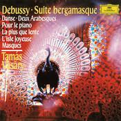 Debussy: Suite Bergamasque, L. 75; Danse, L. 69; Deux Arabesques, L. 66; Pour le piano, L. 95; La plus que lente, L. 121; L'isle joyeuse, L. 106; Masques, L. 105 Songs