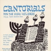 Cantorials For The High Holidays: Roshashona And Yom Kippur Songs