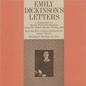 The Letters Of Emily Dickinson: A Reminiscence, By Thomas Wentworth Higginson From -