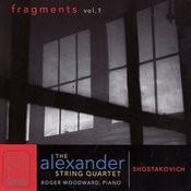 Shostakovich Quartets: Fragments Vol. 1 Songs