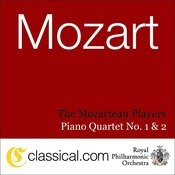 Wolfgang Amadeus Mozart, Piano Quartet No. 1 In G Minor, K. 478 Songs