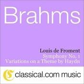 Johannes Brahms, Symphony No. 1 In C Minor, Op. 68 Songs