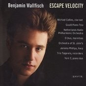 Benjamin Wallfisch: Escape Velocity Songs