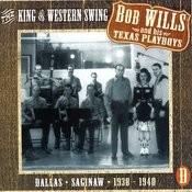 The King Of Western Swing, CD D Songs