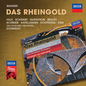 Wagner: Das Rheingold Songs
