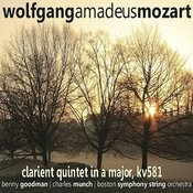 Mozart: Clarinet Quintet In A Major Songs