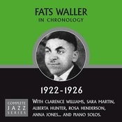 Complete Jazz Series 1922 - 1926 Songs