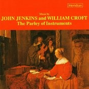 Music By John Jenkins And William Croft Songs