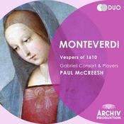 Monteverdi: 1610 Vespers Songs