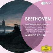 Beethoven: Favourite Piano Sonatas - Pathétique; Moonlight; Tempest; Waldstein; Appassionata; Les Adieux Songs