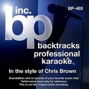 Superhuman (Karaoke With Background Vocals)[In The Style Of Brown Chris Feat. Keri Hilson] Song