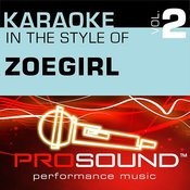 With All Of My Heart (Karaoke Lead Vocal Demo)[In The Style Of Zoegirl] Song