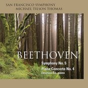 Beethoven: Symphony No. 5 And Piano Concerto No. 4 Songs