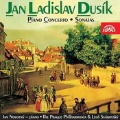 Dusik: Concerto For Piano And Orchestra, Sonatas Songs