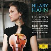 Higdon / Tchaikovsky: Violin Concertos Songs