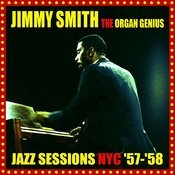 The Organ Genius - Jazz Sessions Nyc '57 - '58 Songs