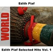 Edith Piaf Selected Hits Vol. 1 Songs