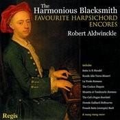 The Harmonius Blacksmith: Favourite Harpsichord Encores Songs