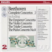 Beethoven: Complete Concertos, Vol.2 Songs
