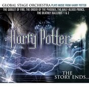 The Story Ends: Music From Harry Potter & Deathly Hallows 1&2, Half-Blood Prince, Order Of The Phoenix, Goblet Of Fire Songs