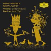 Prokofiev: Cinderella for 2 pianos / Ravel: Ma Mère l'Oye Songs