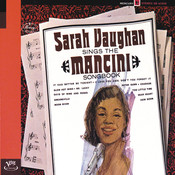 Sarah Vaughan Sings The Mancini Songbook Songs