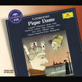 Tchaikovsky: Pique Dame (3 CDs) Songs